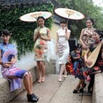 Instrumentos musicales en la Ópera de Pekín