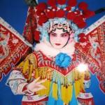 Vestuario y movimiento corporal en la Ópera de Beijing