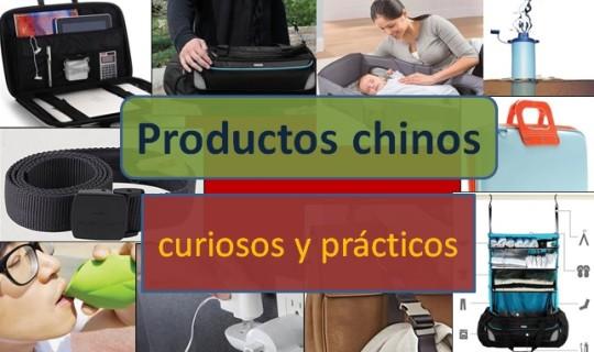 10 Productos chinos curiosos y prácticos