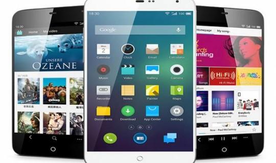 Los chinos copian el nuevo iPhone 6 a mitad de precio