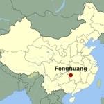pueblos-china-fenghuang-mapa