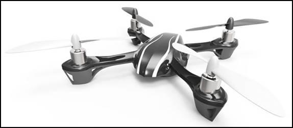 drone-chino-hubsan-x4-aliexpress