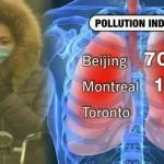 Mide la contaminación en China con varias aplicaciones móviles
