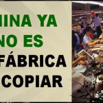 China ya no es la fábrica de copiar