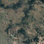 Desarrollo de las ciudades chinas desde las alturas