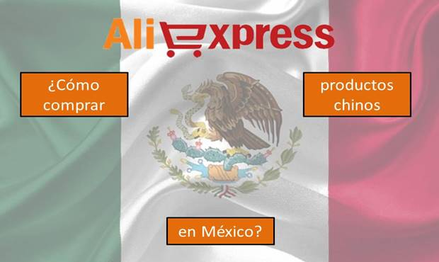 aliexpress en mexico
