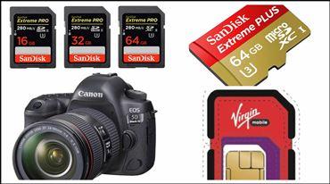 Comprar Tarjetas de Memoria 4K