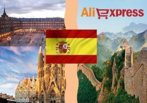 Comprar en Aliexpress en España