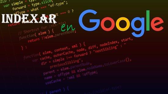 indexar una web en google