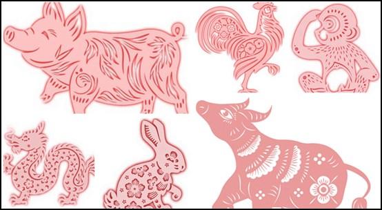 animales horoscopo chino