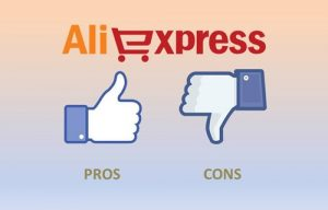 Pros and Cons buy aliexpress