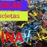 Cómo Alquilar una Bici en China