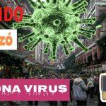 ¿En qué fecha Empezó el Corona Virus en China?