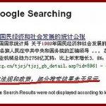 ¿Por qué Google se fue de China?